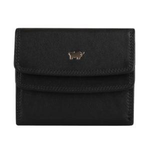 Braun Büffel Dámská kožená peněženka Golf 2.0 90115-051 - černá