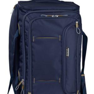 March Cestovní taška Gogobag L 102 l - modrá