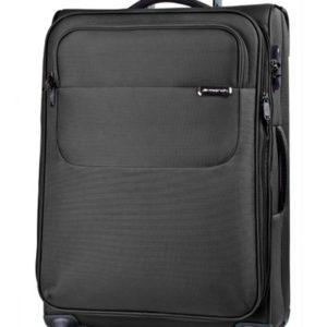 March Velký cestovní kufr Carter SE 107 l - černá