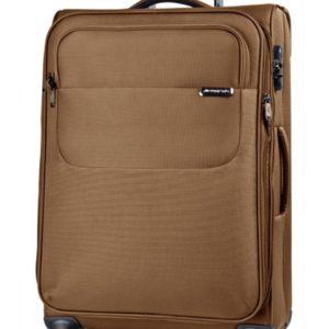 March Velký cestovní kufr Carter SE 107 l - bronzová