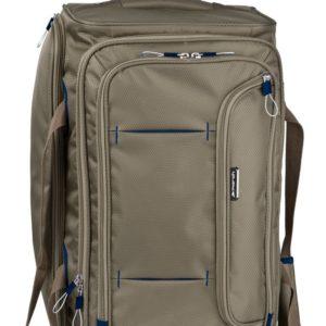 March Cestovní taška Gogobag L 102 l - hnědá