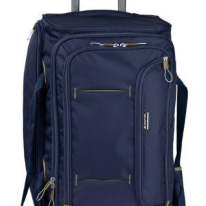 March Cestovní taška Gogobag M 73 l - modrá