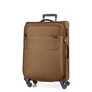 March Střední cestovní kufr Carter SE 79 l - bronzová