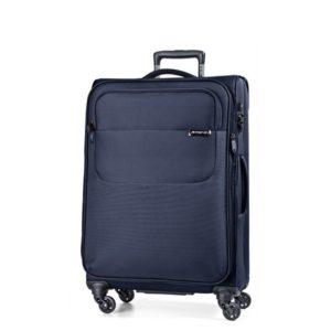 March Střední cestovní kufr Carter SE 79 l - modrá