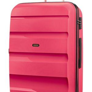 American Tourister Cestovní kufr Bon Air Spinner 91 l - růžová