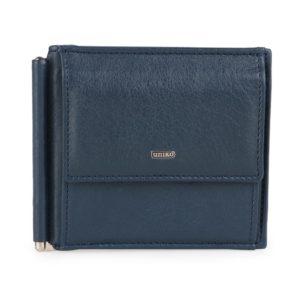 Uniko Pánská kožená dolarovka Vesterbro 914398 - tmavě modrá