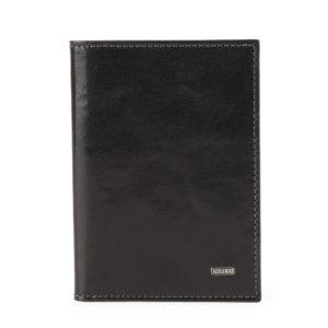 Uniko Kožené pouzdro na doklady Classic 968311 - černá